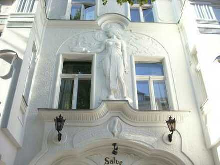 Wohnen in top Altbau - in bevorzugter ruhiger, urbaner Wohnlage Friedenau - KAPITALANLAGE -ETW Nr.08