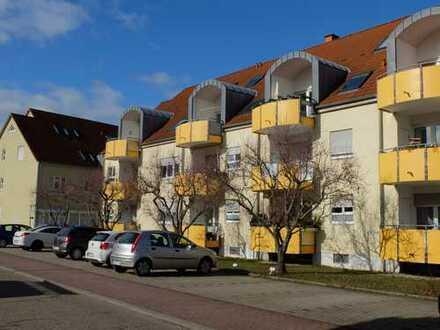 Helle und großzügige 3-Zimmer-Maisonette-Wohnung mit Balkon in Bad Dürkheim