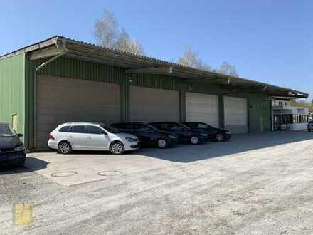 TOP! ***Lagerhalle/Logistikfläche*** in Weinstadt kurzfristig zu vermieten!!