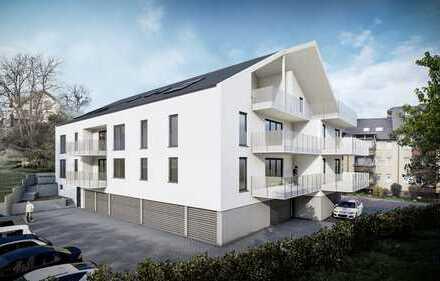 Rarität ! Neubau Terrassenwohnung in Wilferdingen mit tollem Blick