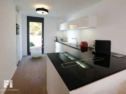 Haus statt Wohnung - neuwertig, mit feinster Ausstattung.