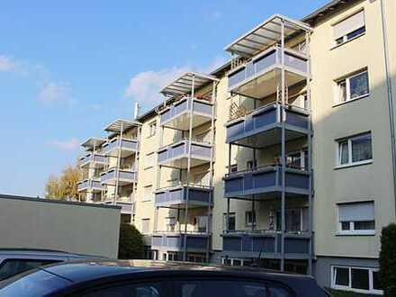 Wörth (Maximiliansau): Einzimmerwohnung im 2. OG