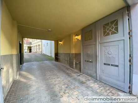 ZWEI interessante Mehrfamilienhäuser im historischen Stadtkern von Luckau