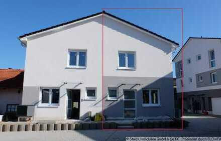 Neubau - Erstbezug - Doppelhaushälfte mit Garten in Michelfeld