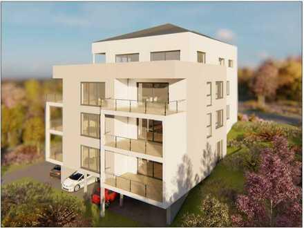Attraktiv und ruhig wohnen in einem Neubau mit Fernblick in Bad Ems