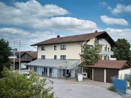 Attraktives Wohn-und Geschäftshaus im Wolfratshauser Gewerbegebiet
