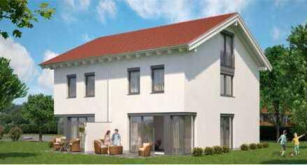 Der Traum vom Eigenheim - Doppelhaushälfte in Lechbruck zu verkaufen!