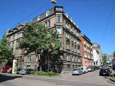 Gründerzeit: Geräumige 3-Zimmer-Eigentumswohnung