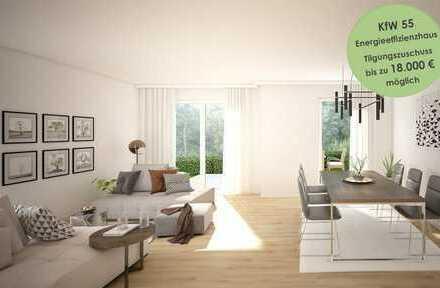Hier werden Wohnträume wahr! - jetzt 18.000 EUR Tilgungszuschuss sichern!