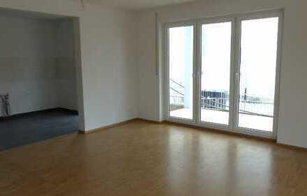 Großzügige, helle 3-Zimmer-Neubauwohnung