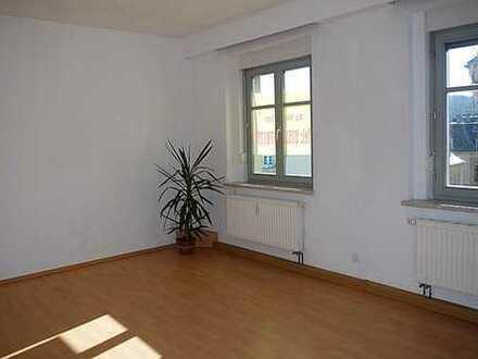 günstige 2-Raum-Wohnung mit großer Dachterasse (2.OG)