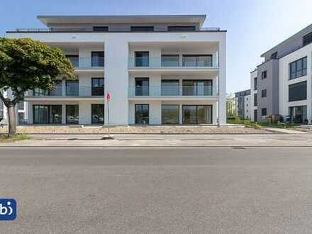 Luxuriöse 4 Zimmer EG-Wohnung mit Gartenanteil BEZUGSFERTIG H9W2