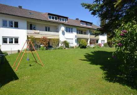Gepflegte 3-Zimmer-DG-Wohnung mit EBK in Rosenheim