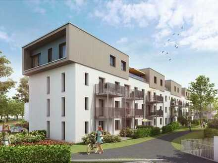Penthausneubau auf Premium-Sanierungs-Gebäude mit zwei Dachterrassen.