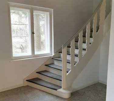 Erstbezug nach Sanierung mit EBK: schöne 5-Zimmer-Maisonette-Wohnung in Oranienburg/Neustadt