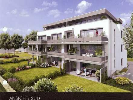 Exklusive, helle 2- Zimmer Wohnung mit EBK, Balkon in Renningen, KFW 70 Energiesparhaus
