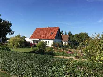 Schönes Einfamilienhaus mit Gästehaus nahe der Hansestadt Rostock