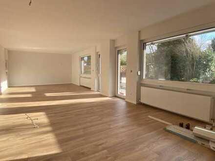 Erstbezug nach Sanierung mit neuer Einbauküche: attraktive, großzügige 3-Zimmer Wohnung in Karben
