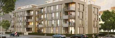 Grünanlage direkt vor den Fenstern! Herrliche 3-Zi.-Wohnung mit Terrasse!