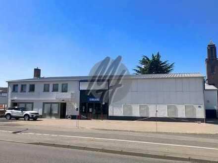 KEINE PROVISION ✓ IM ALLEINAUFTRAG ✓ Lager (425 m²) & Büro-/Sozial (165 m²) zu vermieten