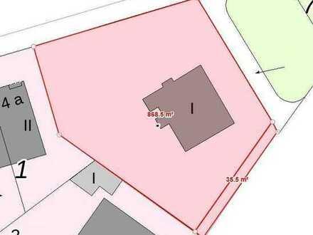 Bauträger aufgepasst: Grundstück zum Kauf mit 868 m²