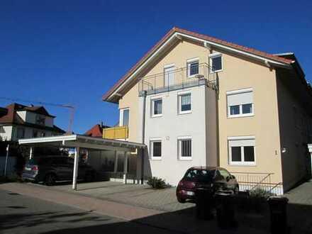 Zentral und ruhig Wohnen in Bad Krozingen