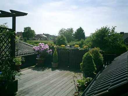 Besonders schöne 4-Zimmer-Maisonette 123qm mit 45qm Dachterrasse in Raesfeld/Erle