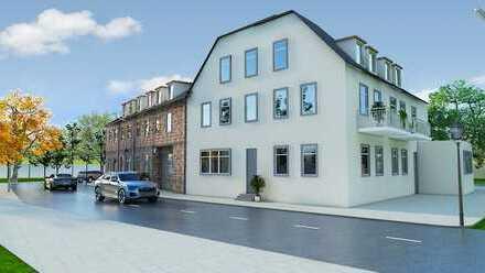 3 Zi Erdgeschosswohnung mit 70% Denkmal- Abschreibung und kfW- Zuschuss