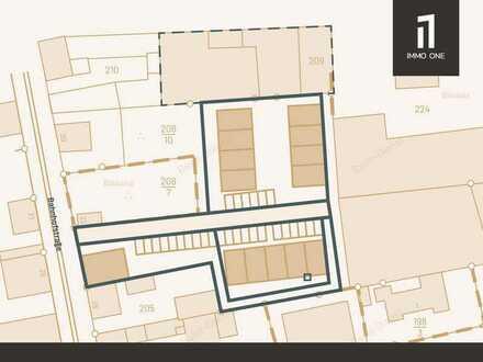 Großes Bauträgergrundstück in Wallertheim! Flexibel erweiterbar!