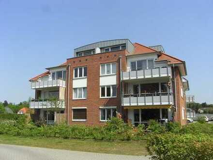 *** BREMEN-ST.MAGNUS - Helle 3-Zimmer-Wohnung mit Einbauküche und Balkon ***