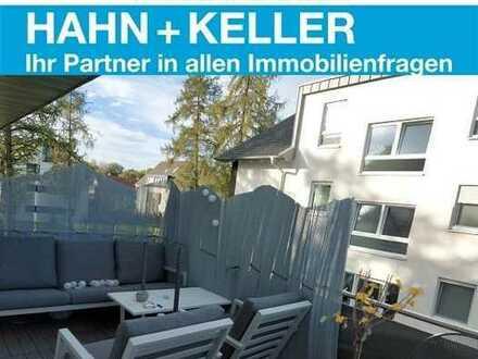 Top moderne 3 1/2 Zimmer-Wohnung mit hohem Wohnkomfort und Sonnenbalkon!