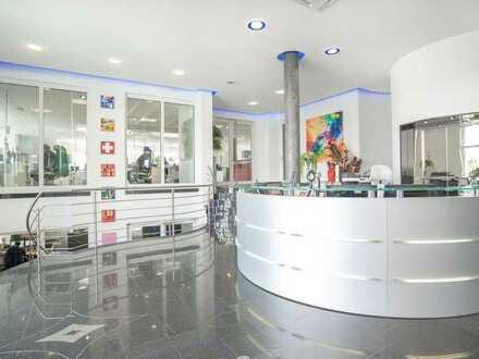 2.444 m² Gesamtfläche - Luxuriöses Wohn- und Geschäftsanwesen