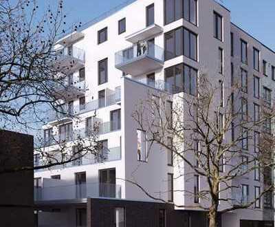 NEUBAU - Exklusive 2-Zimmer-Erdgeschosswohnung Hannover List/Vahrenwald
