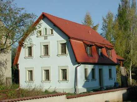 Leben auf dem Land - Einfamilienhaus zur Miete in Bischberg, Tütschengereuth