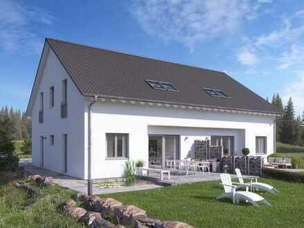 Baupartner für Neubau eines Doppelhaushauses gesucht! Energieeffizienzhaus in Waggum