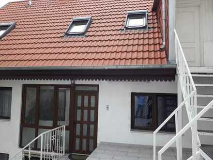 Wohnen auf zwei Etagen in bester Lage von Ruchheim