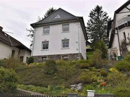Freistehendes Einfamilienhaus auf dem Lautenberg!