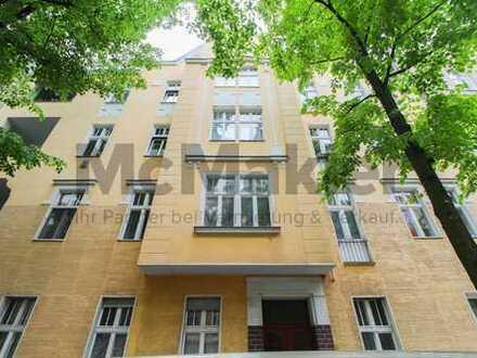 Attraktive Kapitalanlage: 3-Zi.-ETW mit Balkon in Berlin-Spandau!