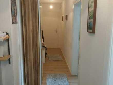 3-Zimmer Wohnung, EBK, Balkon, Keller, WG geeignet