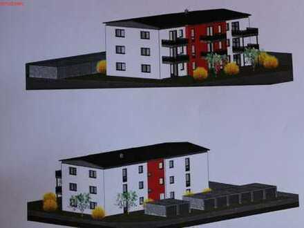 Wohnung im ersten Stock mit großen Balkon