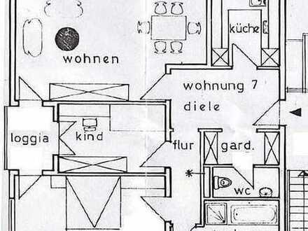 TOP-Lage Dielmannstrasse - schöne Wohnung - gepf. Haus