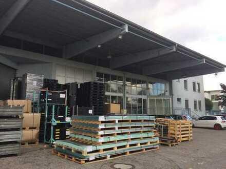 bis zu 1.500 m² Lagerfläche am Riederwald