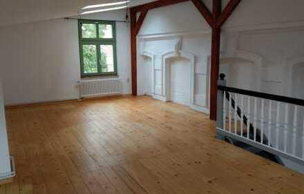 Helle Atelier-Wohnung im Kreis Röbel/Müritz