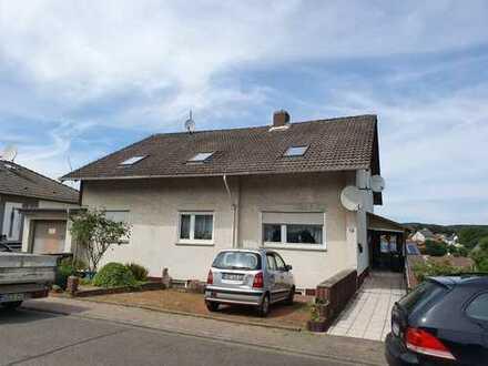 Attraktive 3,5-Zimmer-Dachgeschosswohnung in Steinbach am Glan