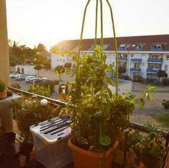 **Anders als der Durchschnit **3-Zimmer- Einbauküche, Tiefgarage + Balkon - Sürther Rheinauen Nah***