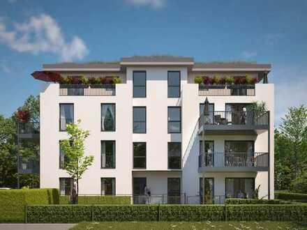 Komfortable 2-Zimmer-Wohnung mit klugem Grundriss - Citynah in ruhiger, grüner Lage