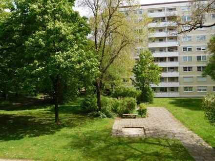 Wohnen im Grünen 3 Zimmer mit schönem Grundriss im beliebten München-Fürstenried