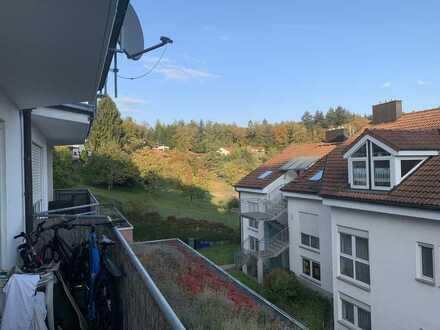 # Traumhafte 2-Zimmer-Wohnung mit Balkon und Aussicht