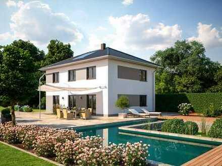 Genügend Platz für Heim & Garten
