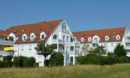 *Herrsching - gut geschnittene, helle 3-Zimmer-Garten-WHG mit Wintergarten als Kapitalanlage